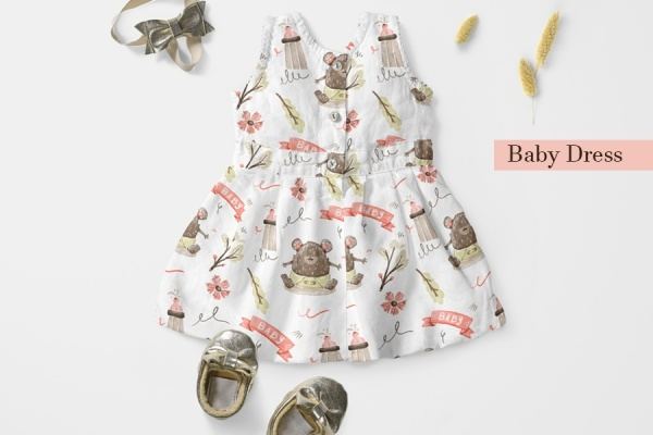Baby Dress for Girls