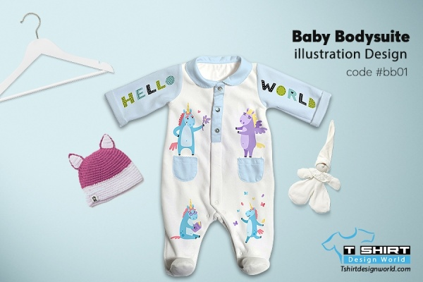 A Cute design for Babies