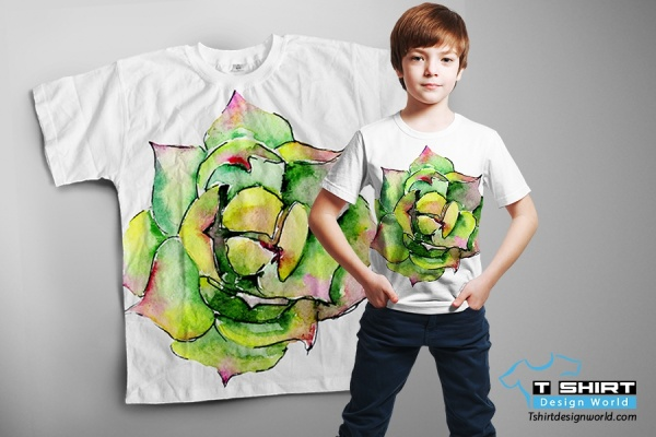 Kids T-Shirt Design code KT-02