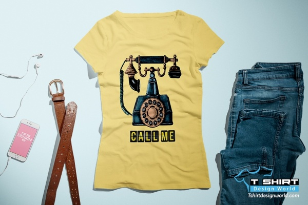Women t-shirt design wt-06
